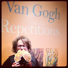 Amazing exhibit!!! GOGH see it!!! #instavangogh (from @LeAnne Poindexter)