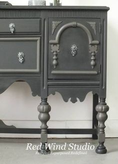 glamming it up, painted furniture