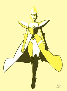 voxstruct:  Yellow Diamond because why not.