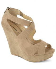 Chinese Laundry Shoes Platform Wedge Sandals $69 (love them found them at Ross for $25 same color and everything)