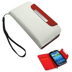 Wallet PU Leather case Card Holder Flip Case Cove ($0.37)