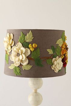 167 Best Painting Lampshades Images Lampshades Lamp