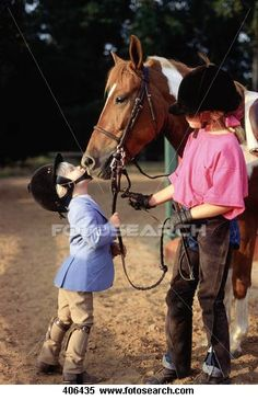Let a horse whisper in your ear and breathe on your heart. You will never regret it.  Author Unknown