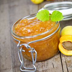 Peach Chutney - just made this, very good - CF