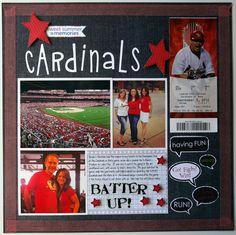 Cardinals - Scrapbook.com