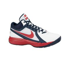Nike The Overplay VIII Men's Basketball Shoes - #Rebel #sport #coupons #promocodes