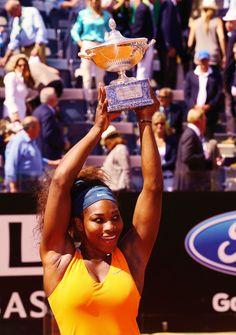 Serena Williams #tennis tenis @JugamosTenis