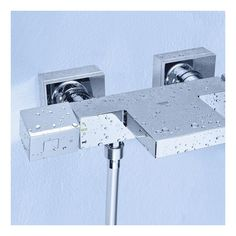 Grohe Grohtherm Cube Mitigeur thermostatique 2 sorties 1/2 34497000