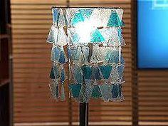 pantallas de lamparas recicladas - Buscar con Google