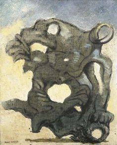 , öl von Max Ernst (1891-1976, Germany)