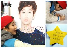 """SMROOKIES """"MARK"""" at the SMROOKIES Booth! -------AWW TO CUTE"""