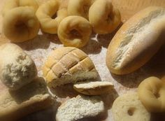 Miniature Clay bread by Michele Barrow-Belisle, via Behance