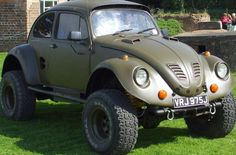 War Beetle: Because hipsters want to be prepared for the zombies just like the rest of us.