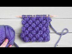 Aprende como tejer a Crochet Mariposas flores rosas en una tira con hojas - Crochet İnfant Knitting Charts, Knitting Stitches, Knitting Patterns, Crochet Patterns, Knitting Ideas, Stitch Crochet, Bobble Stitch, Star Stitch, Waffle Stitch