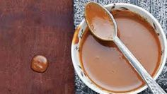This creamy peanut sauce is perfect served with all satay. Peanut Sauce Recipe, Sauce Recipes, Cooking Recipes, Javanese Recipe, Peanuts, Tableware, Sauces, Dips, Food