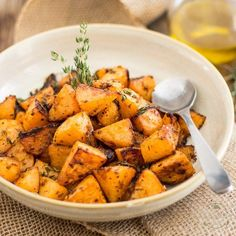 These Greek Style Oven Roasted Rutabaga are so good, so creamy, so tasty, they'll make your forget all about regular white potatoes.