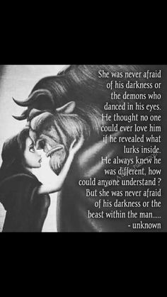 Beauty And The Beast Quote Beauty The Beast Pinterest Beast