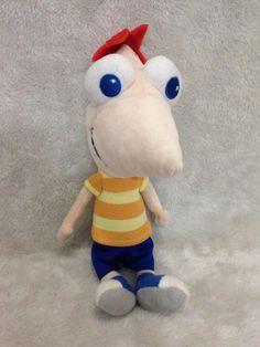 92afe66f1eb Phineas Flynn Plush Doll