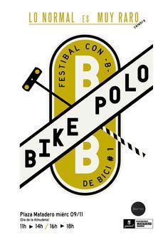 Bike Polo Madrid 2011 - Festibal con B de Bici
