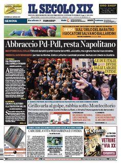 Il Secolo XIX - 21.04.2013