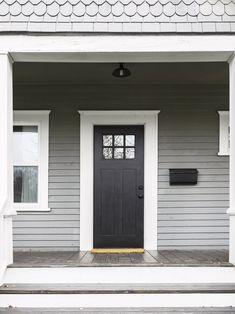 38 best gray house white trim images in 2019 exterior homes rh pinterest com