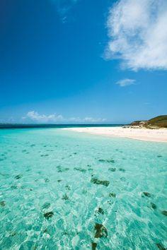 Gibbs Cay Beach, Turks & Caicos