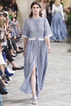 Luisa Beccaria Spring 2017 Ready-to-Wear Collection Photos - Vogue