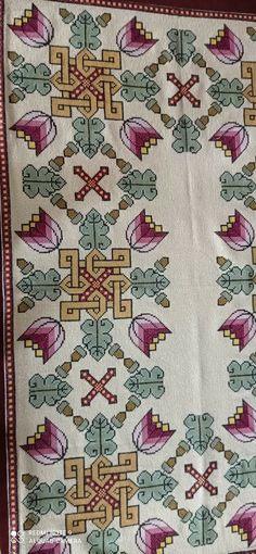 Handmade Crafts, Cross Stitch, Punto De Cruz, Dots, Pattern, Seed Stitch, Cross Stitches, Crossstitch, Crafts