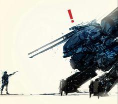 Snake | Metal Gear Solid                                                       …