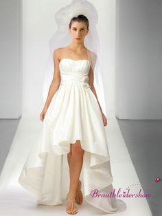 Die 37 Besten Bilder Von Brautkleid Kurz Engagement Bridal Gowns
