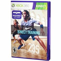 The Best Workout Video Games: Nike+ Kinect Training on the Xbox 360 -- torch up to 512 calories an hour!