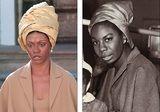 New Photos Of Zoe Saldana In Full Nina Simone Regalia Surface; Convinced? | Shadow and Act