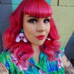 """1,206 Likes, 21 Comments - Lauren Franz-Maurer (@laurenloveserik) on Instagram: """"SUPER SULK•••How cute are these sad girl earrings by @melstringer Mel is one of my favorite artists…"""""""