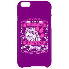 Tiger Mom iPhone 6 Plus Case