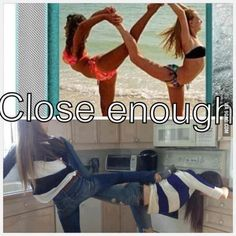 Close enough. Totally me and my friend.