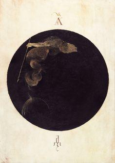 The Metempsychosis roundel (Triton motif IV), 2015 Acrylics on paper Denis Forkas Baphomet, Cartoon Drawings, Art Drawings, Art Noir, Occult Art, Art Et Illustration, Book Photography, Tarot, Dark Art