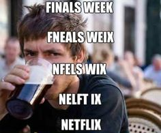We all know how hectic finals can be, but a little humor can go a long way when it comes to relieving stress!
