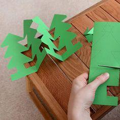 Lavoretti di Natale con cartoncino | Donna Moderna