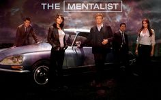 The Mentalist. The best best BEST show in the entire world!!! P.S. Michelle if youre reading this i think im gonna buy the second season so me you and Laur need to get together kk? ;)