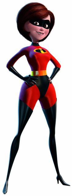Elastigirl - Helen Parr - The Incredibles