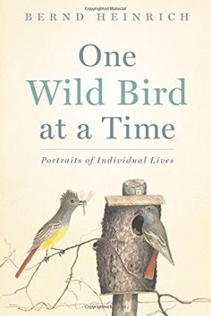 One Wild Bird at a Time: Portraits of Individual Lives by Bernd Heinrich.  You can download or read this book, click link or paste url: http://bit.ly/21eA9CO