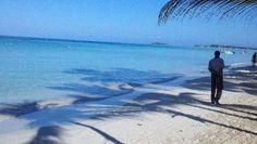 Beautiful Seven Mile Beach Negril, Jamaica
