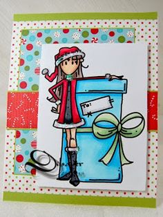 Send A Smile 4 Kids Challenge Blog:TEAM S.A.S. Card by Lucianna