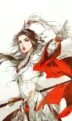 cute drawings of animals Fantasy Character Design, Character Art, Manga Art, Anime Art, Chinese Drawings, Drawn Art, Korean Art, China Art, Fantasy Characters