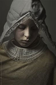 Photographer Rudi Huisman is creating portraits inspired and based on the golden age master painters.