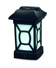 Mosquito Repellent Lantern Pest Control Black ThermaCELL    #ThermaCELL