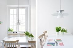 Kitchen dining table - Lilla Åland chair - ESNY - Eklund Stockholm New York