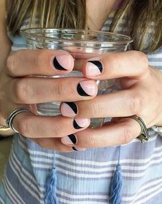 The 6 Trendiest Nail Colors This Summer via @PureWow