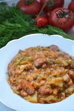 Chana Masala, Cheeseburger Chowder, Chili, Ethnic Recipes, Food, Diet, Polish Food Recipes, Food And Drinks, Chile