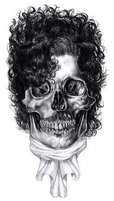Aristocrats skull